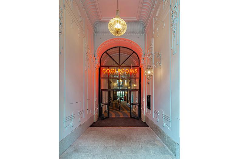 Rehabilitación integral de edificio en Hotel en Madrid 14
