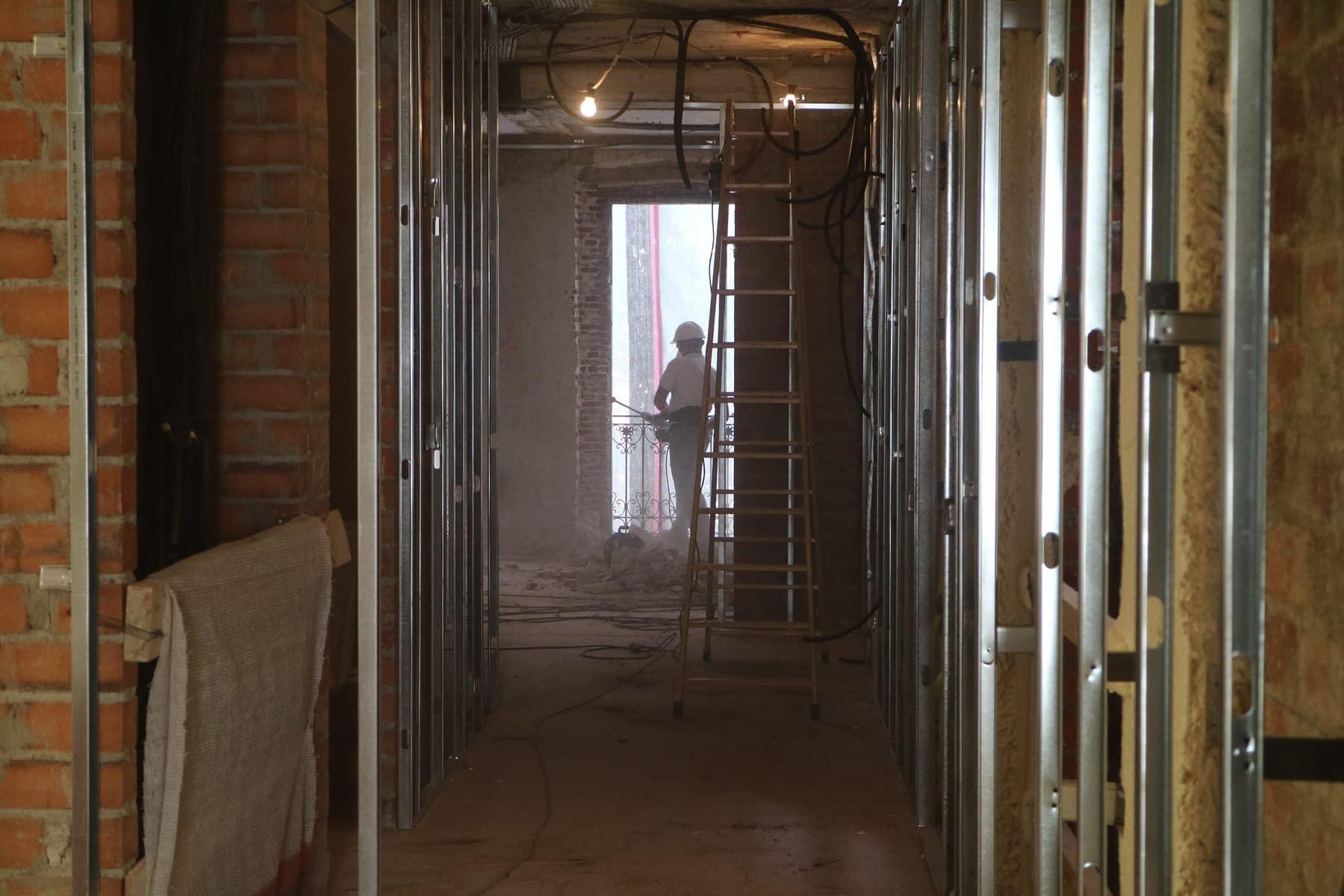 Rehabilitación integral edificio madrid Antonio Maura 8 (24)