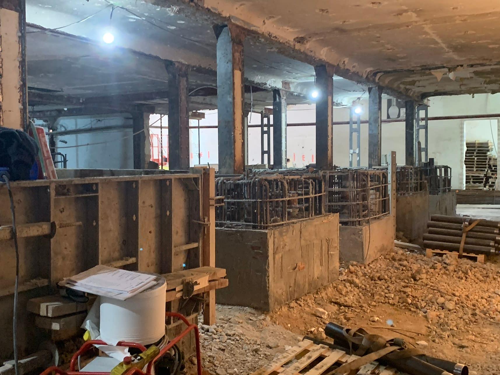 Rehabilitación integral edificio Marqués de Salamanca 11 (1 (40)