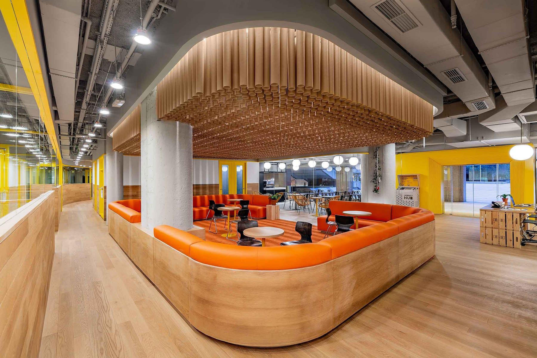 Reforma e implantación oficinas coworking Madrid (3)