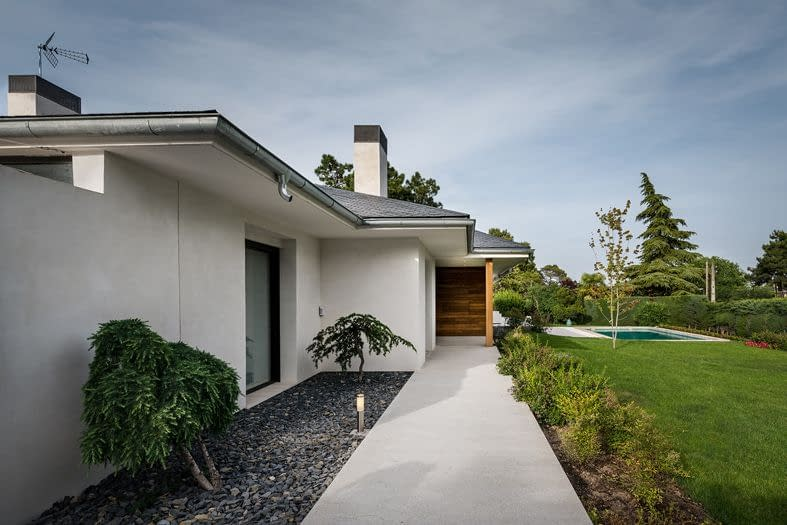 , Residential construction