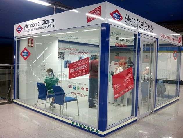 , Antana completes the establishment of offices for Madrid Metro