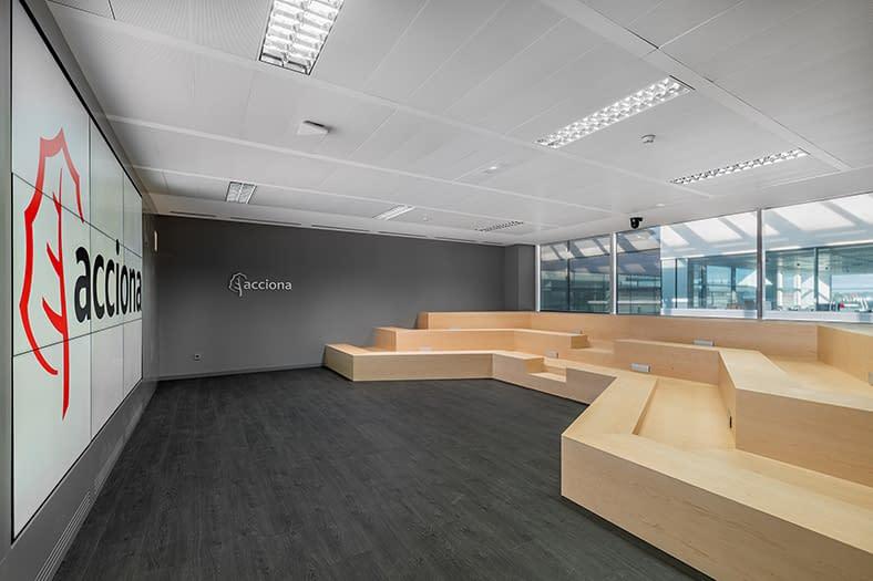 Diseño, reforma e implantación de oficinas en Madrid (3)
