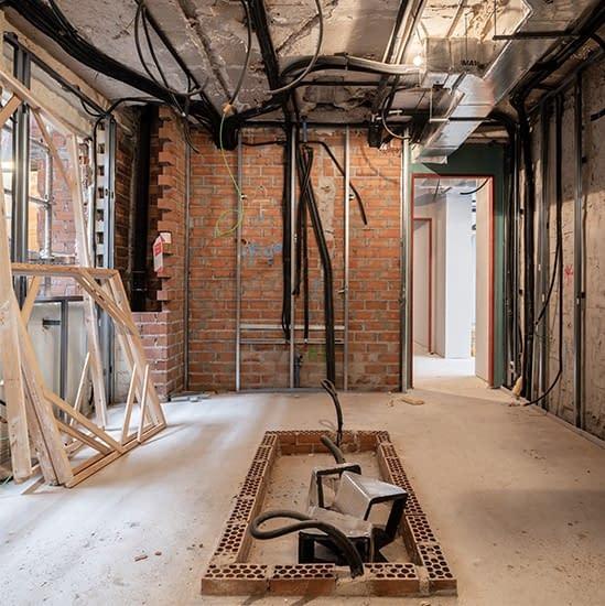 Rehabilitación integral de edificio de viviendas en el barrio de Los Jerónimos (6)