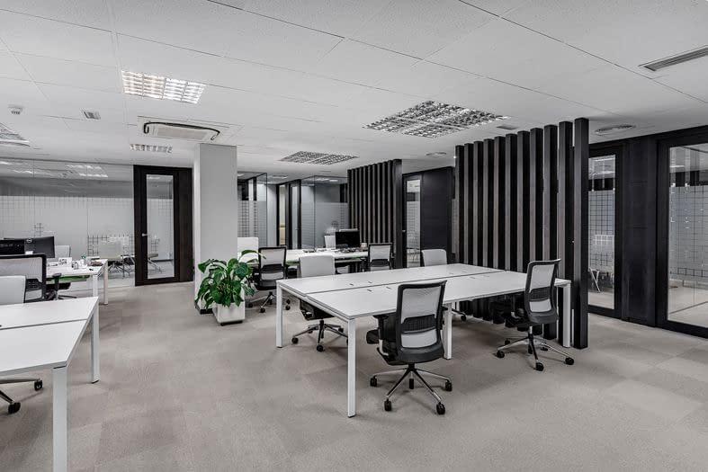 Antana reforma oficinas Esfera open