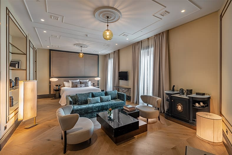 Rehabilitación integral de edificio en Hotel en Madrid 2