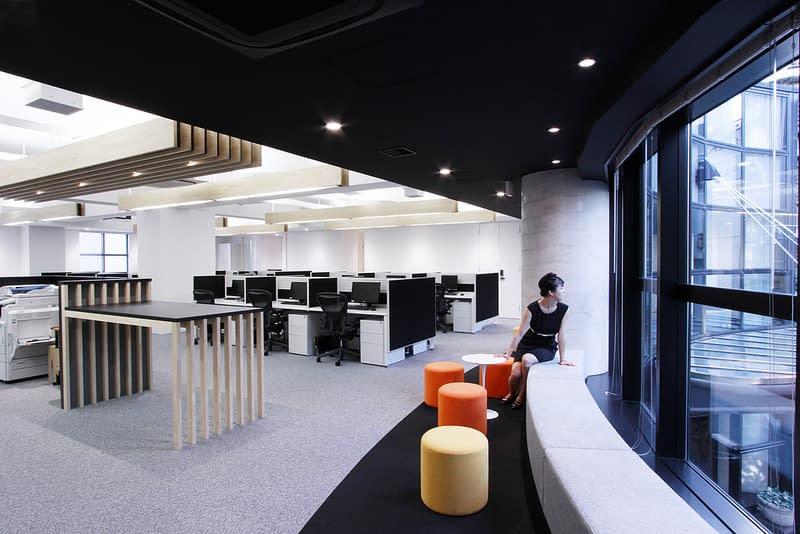 implantación de oficinas