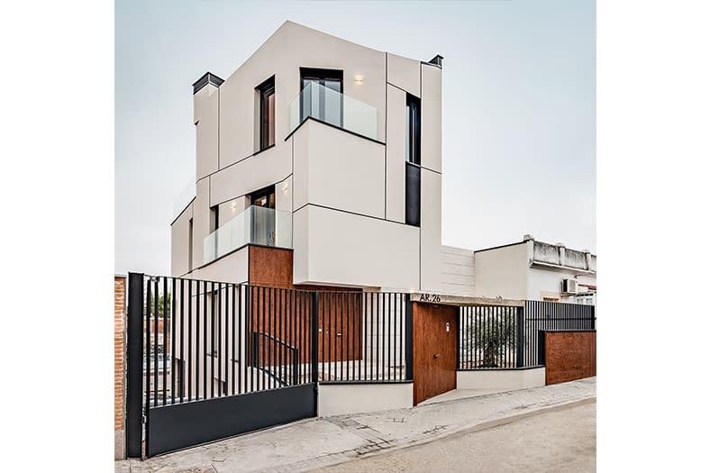 Construcción vivienda unifamiliar en Puerta de Hierro, Madrid (20)
