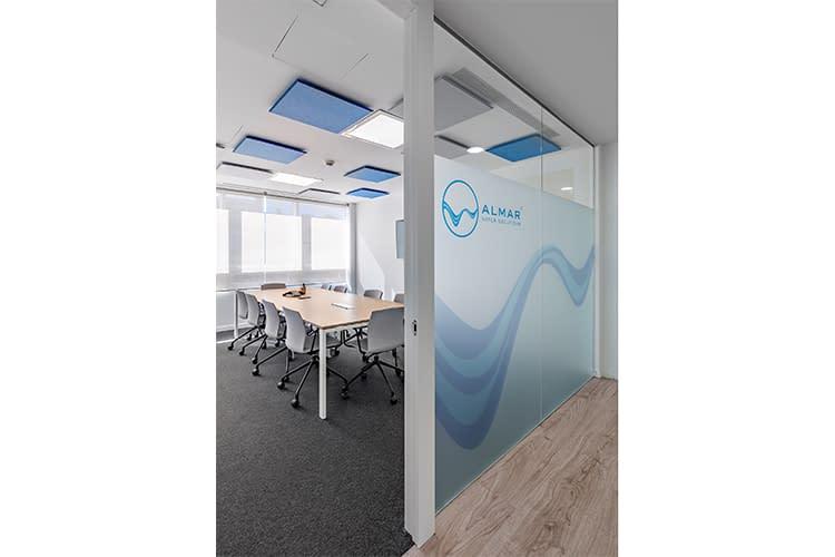 Diseño, reforma e implantación oficina de empresa de infraestructuras de agua (8)