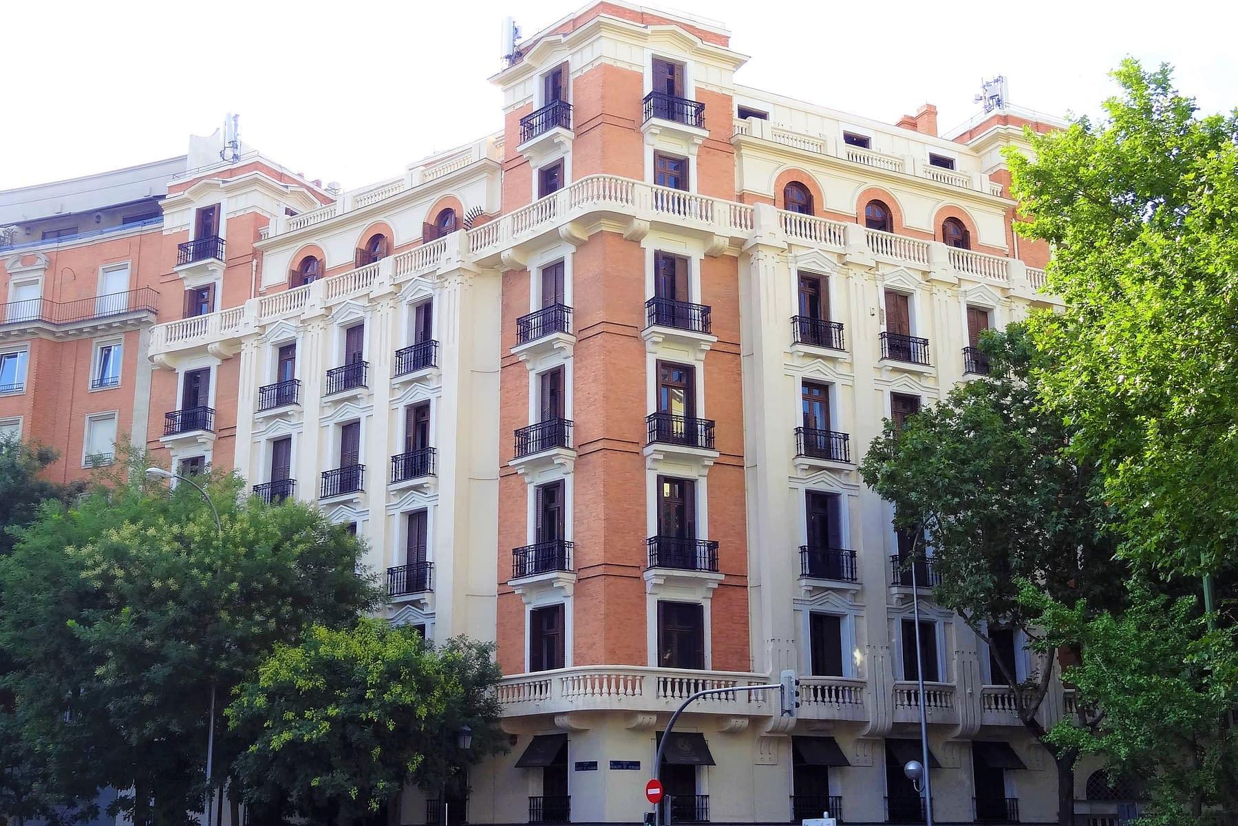 , Fernández Molina y Antana comienzan la rehabilitación de uno de los edificios residenciales más exclusivos de la capital.