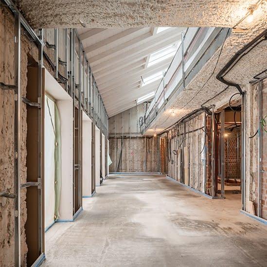 Rehabilitación integral de edificio de viviendas en el barrio de Los Jerónimos (9)