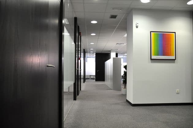 , Complete office refurbishment in Madrid