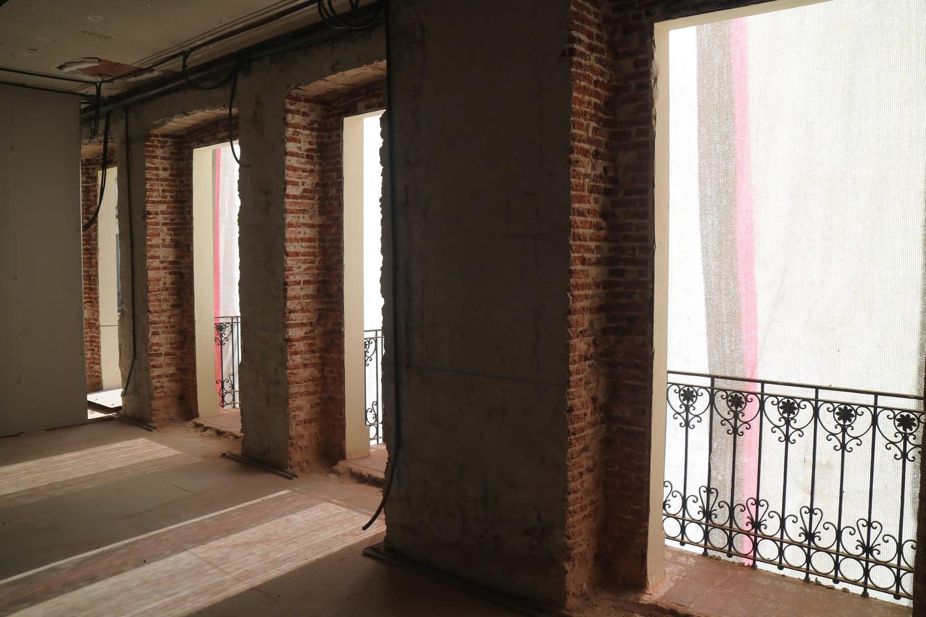 Rehabilitación integral edificio madrid Antonio Maura 8 (14)