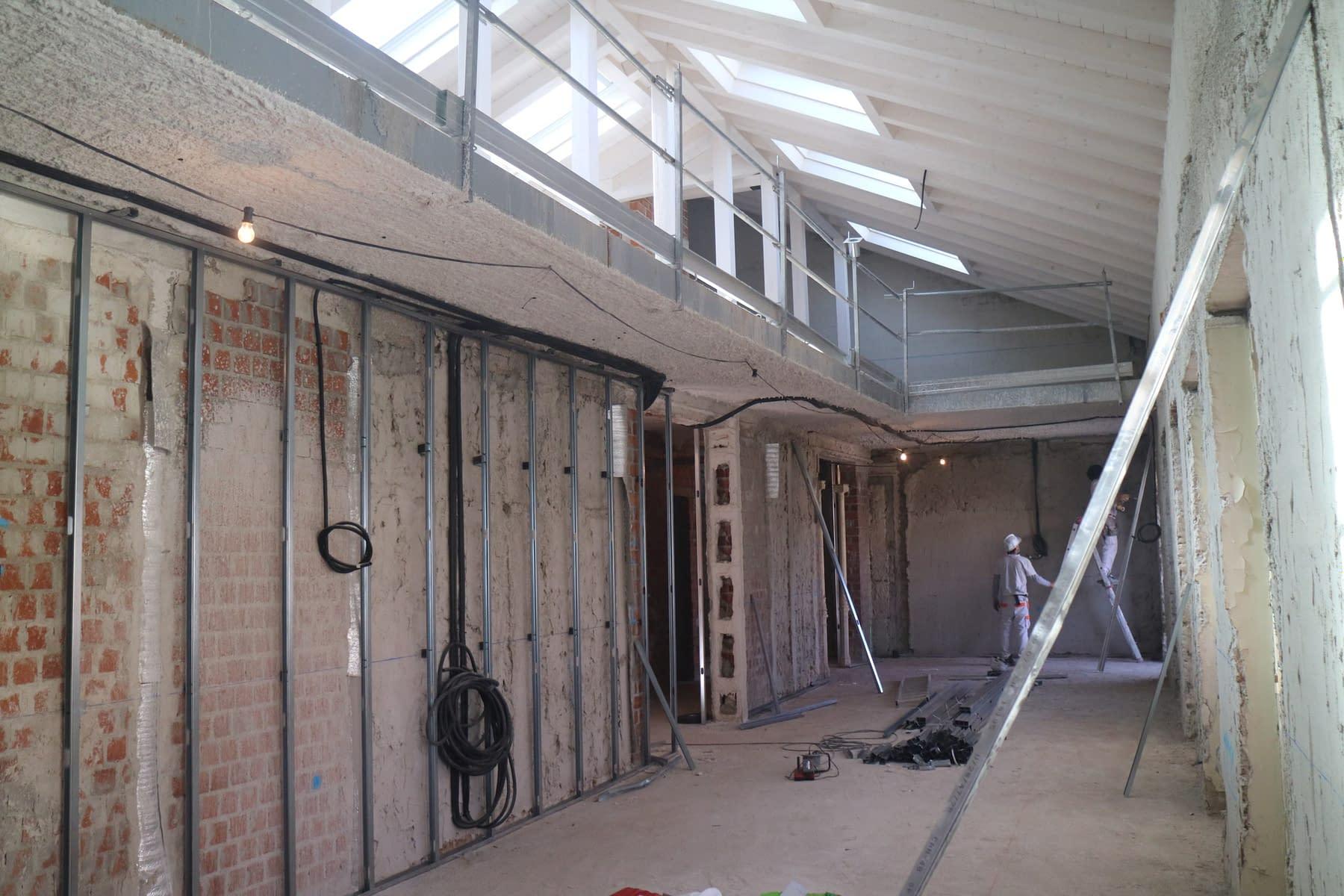 Rehabilitación integral edificio madrid Antonio Maura 8 (28)
