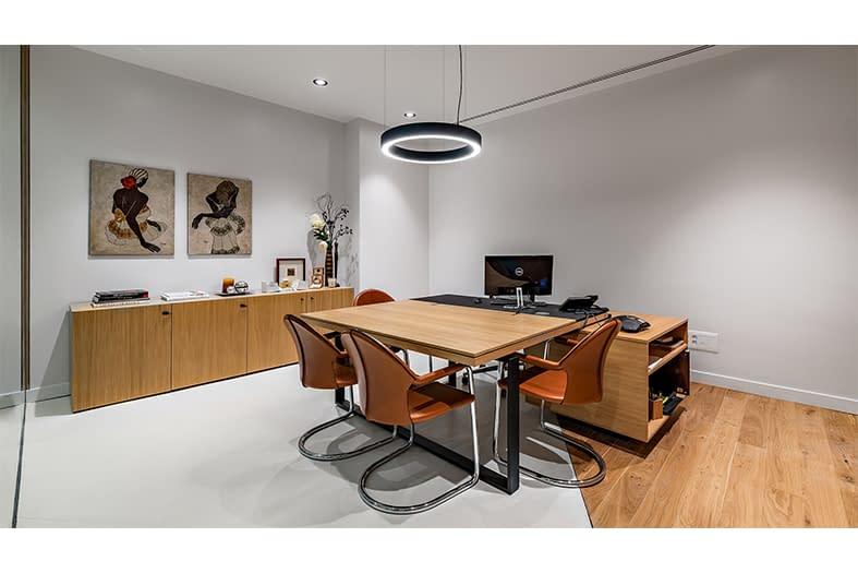 Diseño, reforma e implantación de oficinas para asociación de perfumería en Barrio de Chueca, Madrid (13)