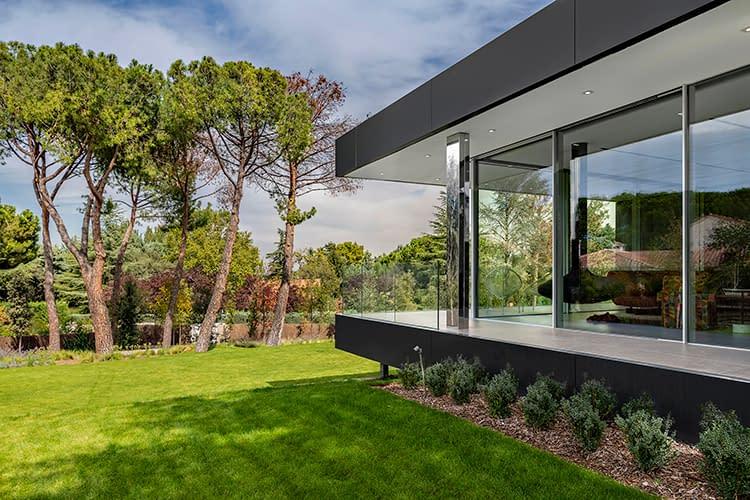 Construcción vivienda unifamiliar en La Moraleja, Madrid (8)