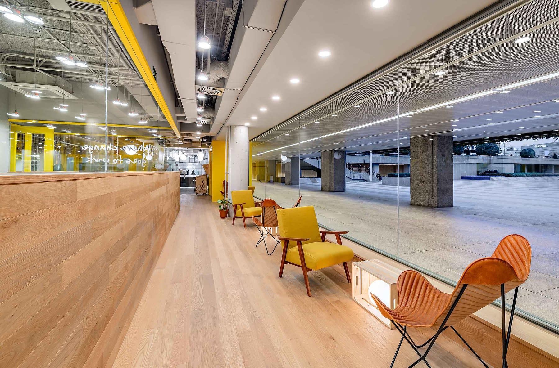 Reforma e implantación oficinas coworking Madrid (6)