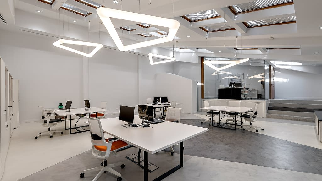 Diseño y reforma de oficinas