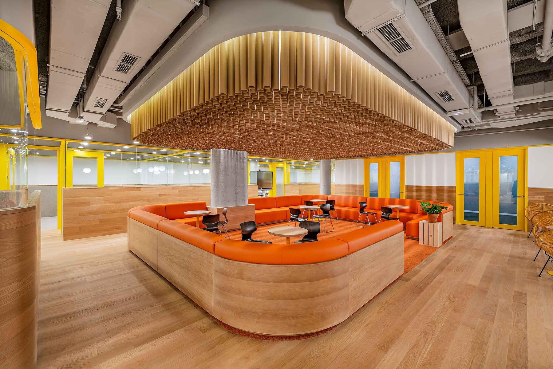 Reforma e implantación oficinas coworking Madrid (4)