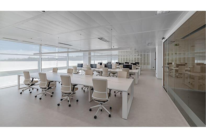 Diseño, reforma e implantación de oficinas en Madrid (6)
