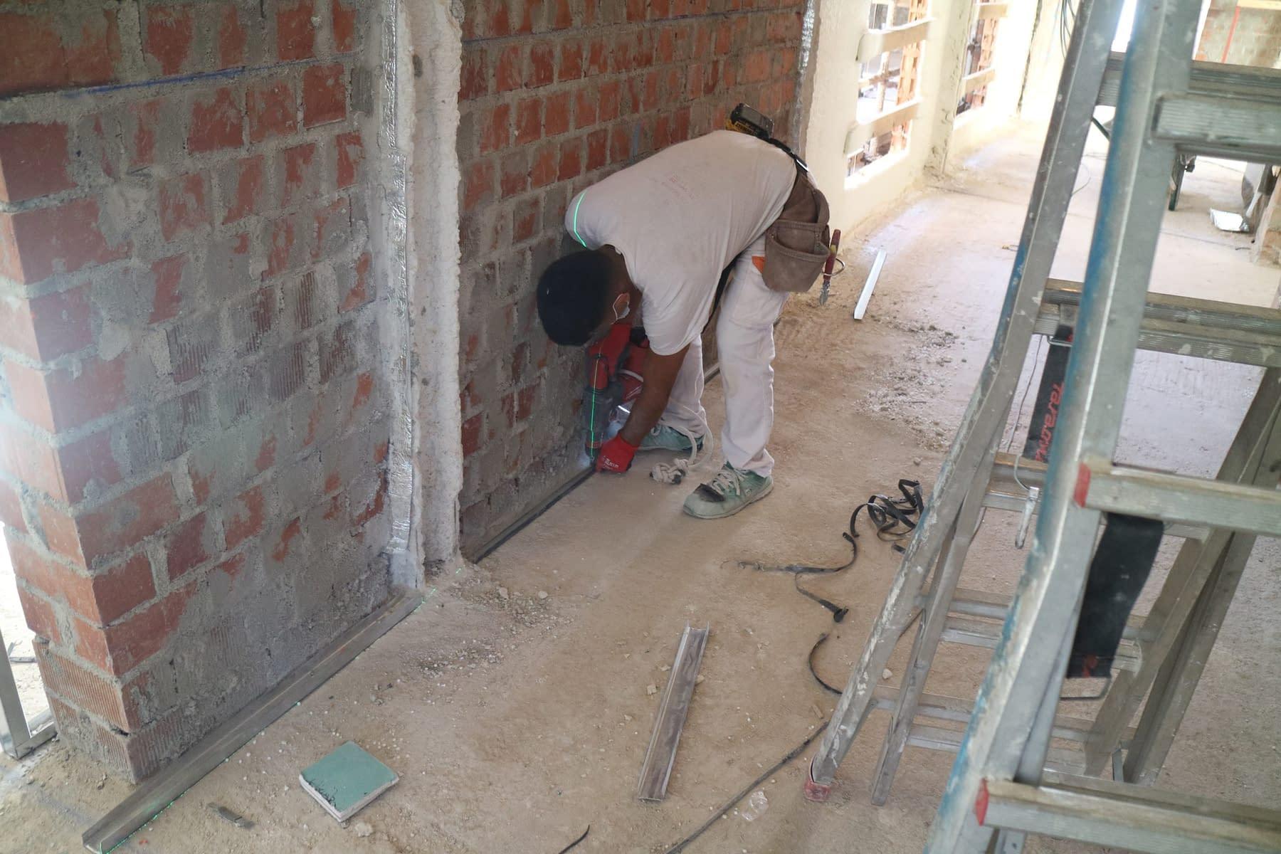 Rehabilitación integral edificio madrid Antonio Maura 8 (33)