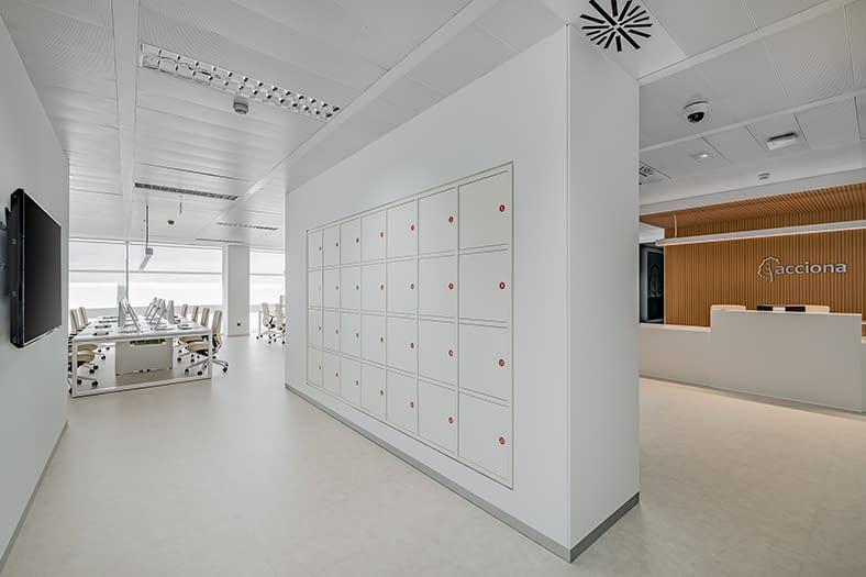 Diseño, reforma e implantación de oficinas en Madrid (5)