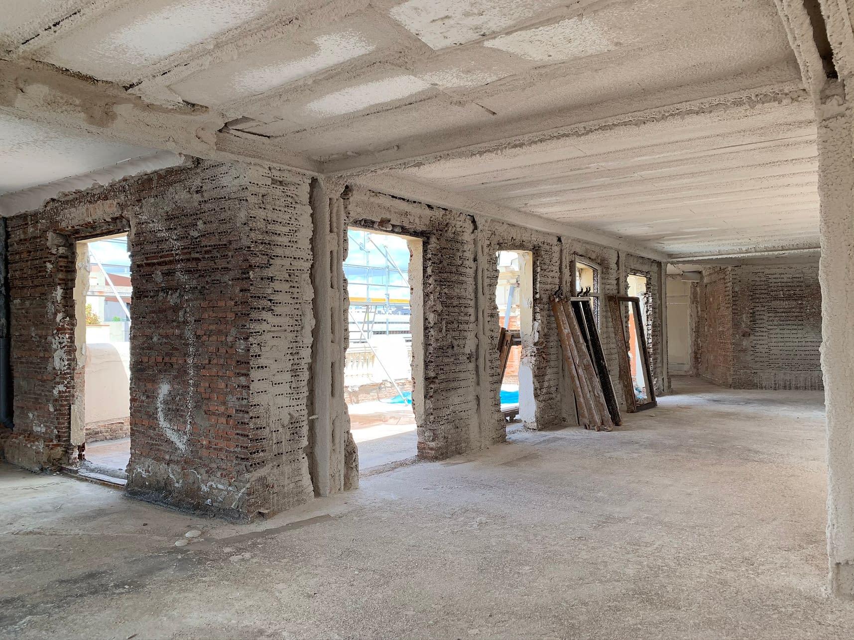 Rehabilitación integral edificio Marqués de Salamanca 11 (1 (114)