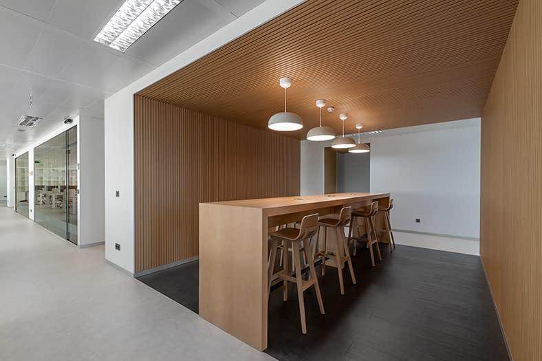 Diseño, reforma e implantación de oficinas en Madrid (9)