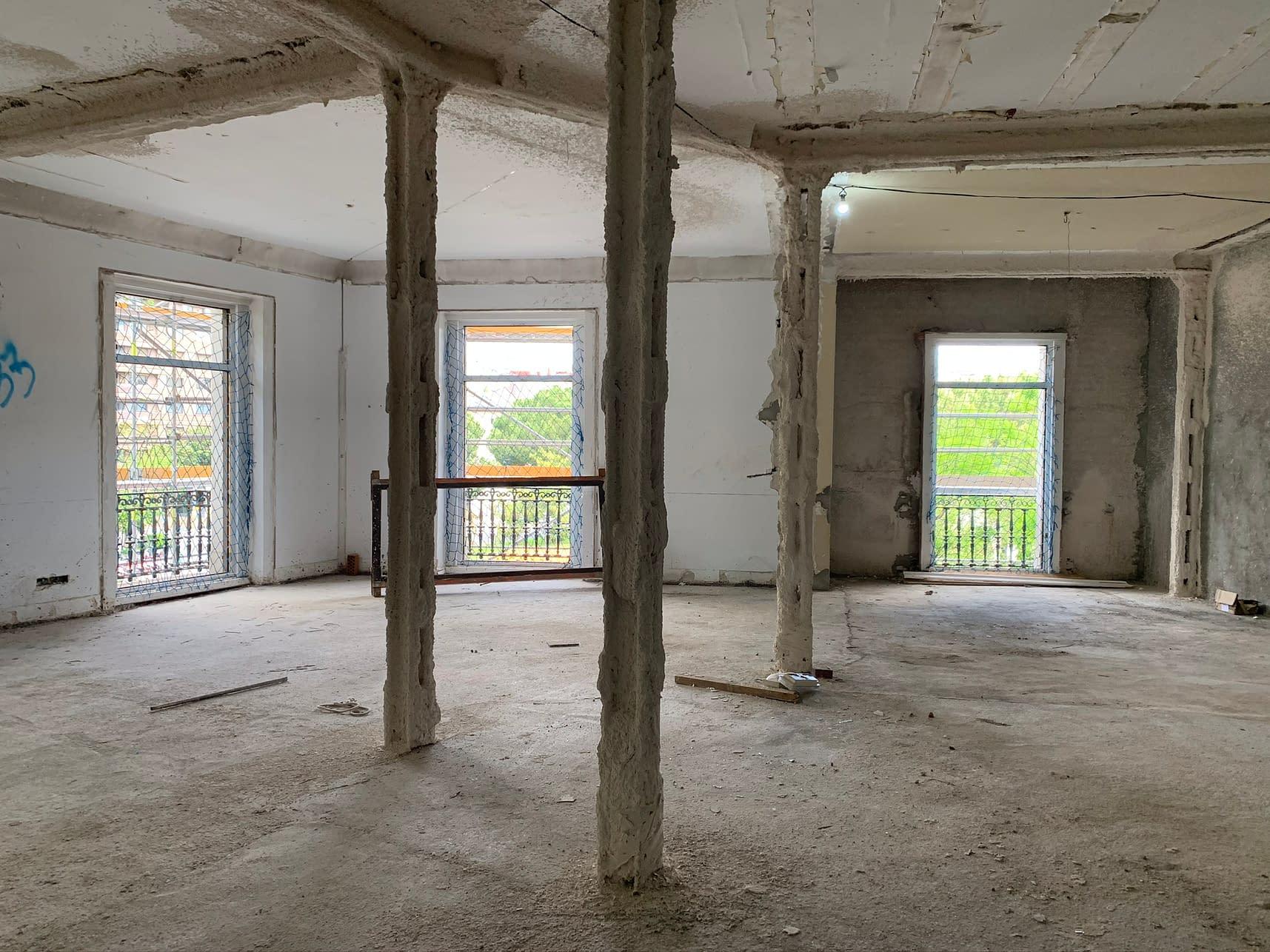 Rehabilitación integral edificio Marqués de Salamanca 11 (1 (81)