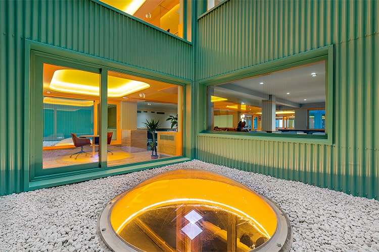 diseño de oficinas, Autenticidad en el diseño de oficinas