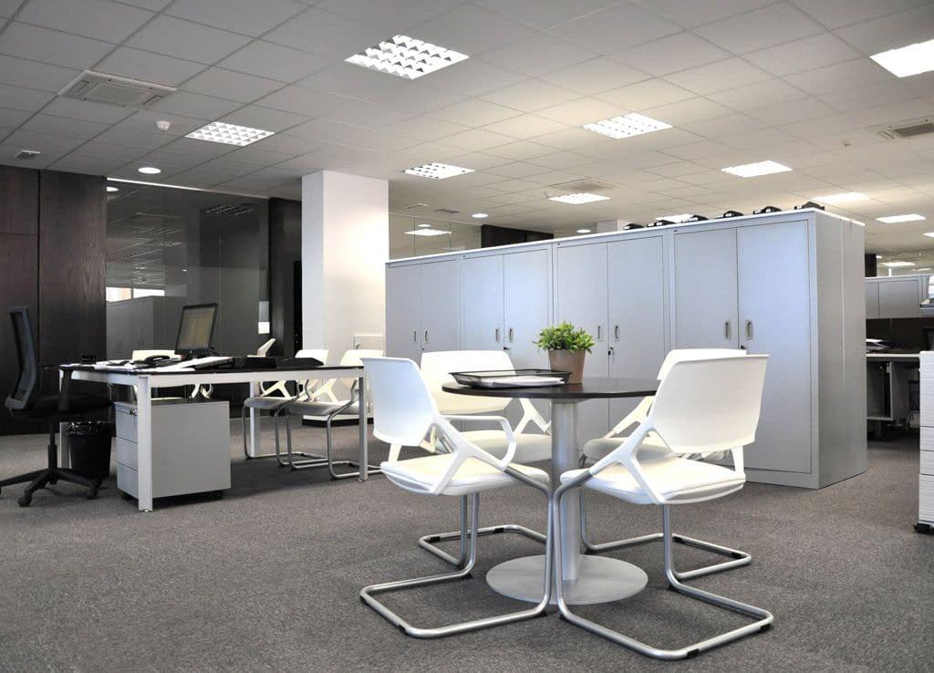 Reforma de oficina despacho de abogados sala reuniones