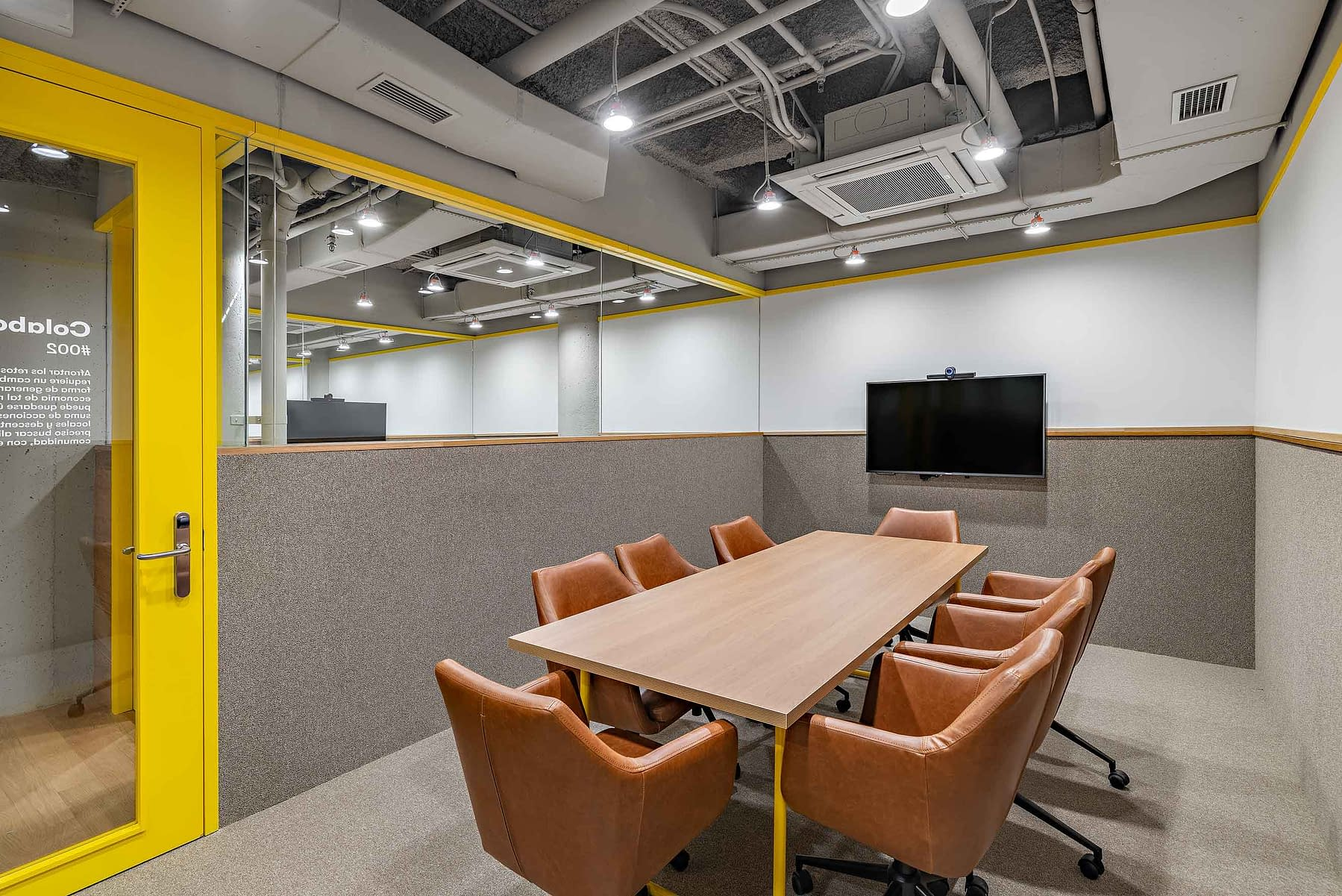 Reforma e implantación oficinas coworking Madrid (10)