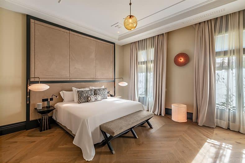Rehabilitación integral de edificio en Hotel en Madrid 4