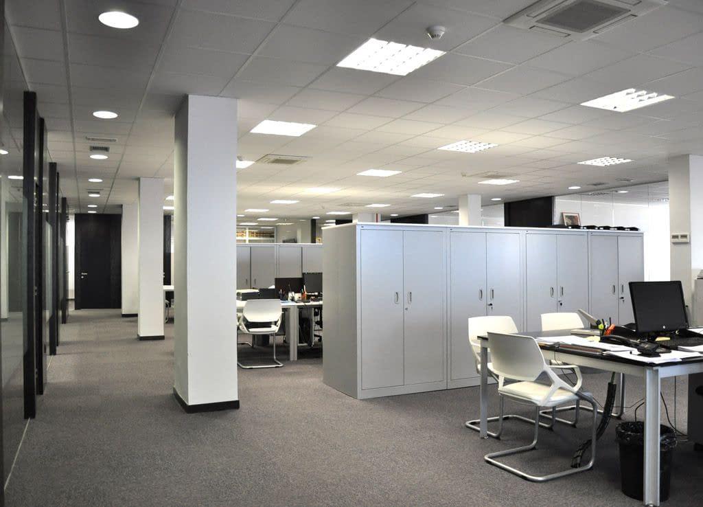 Reforma Oficina Despacho Abogados 4