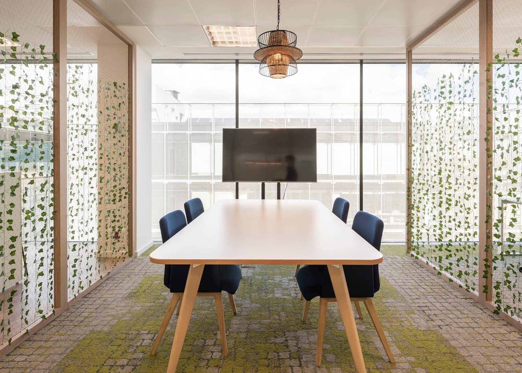Diseño, reforma e implantación de oficina para empresa de materiales sanitarios en madrid (4)