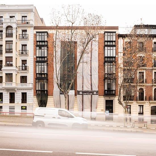 Rehabilitación integral de edificio de viviendas en el barrio de Los Jerónimos (14)