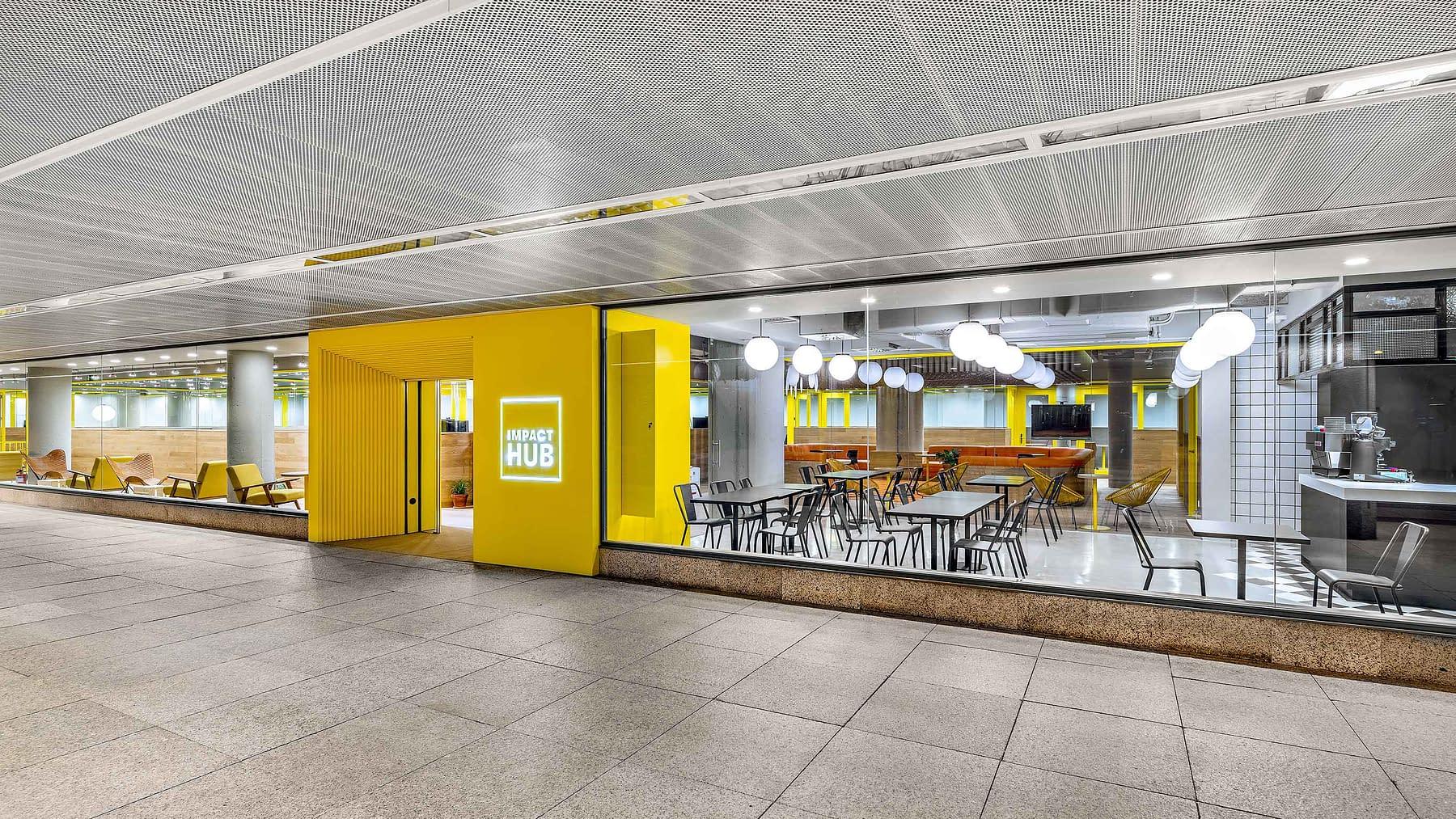 Reforma e implantación oficinas coworking Madrid (11)