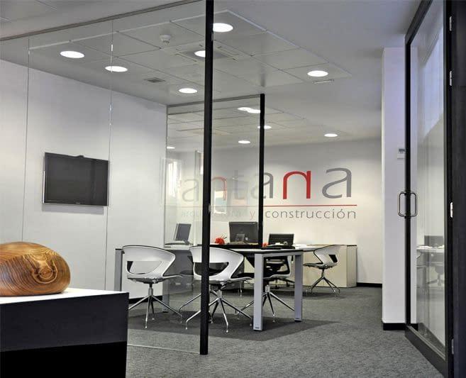 , Ventajas: reformas de oficinas bajo el esquema de reforma integral