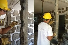 , Structural solutions in the renovation of a home in Madrid
