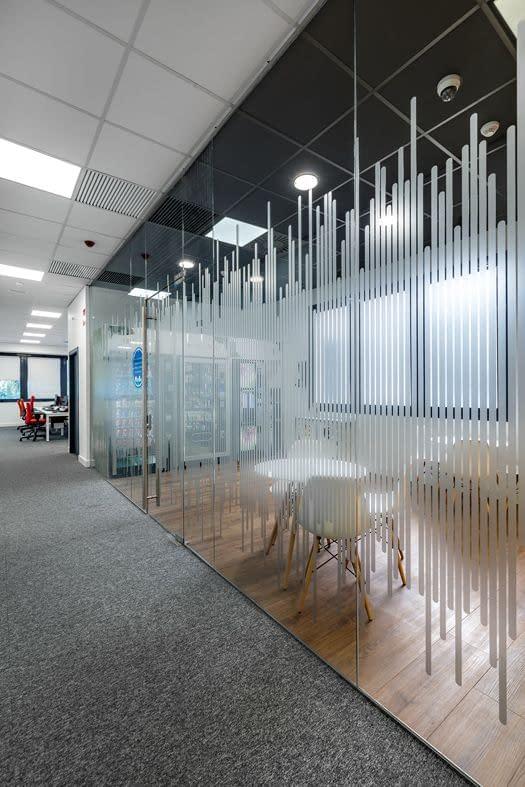 Implantación, Fit Out y reforma de oficinas compañía aseguradora