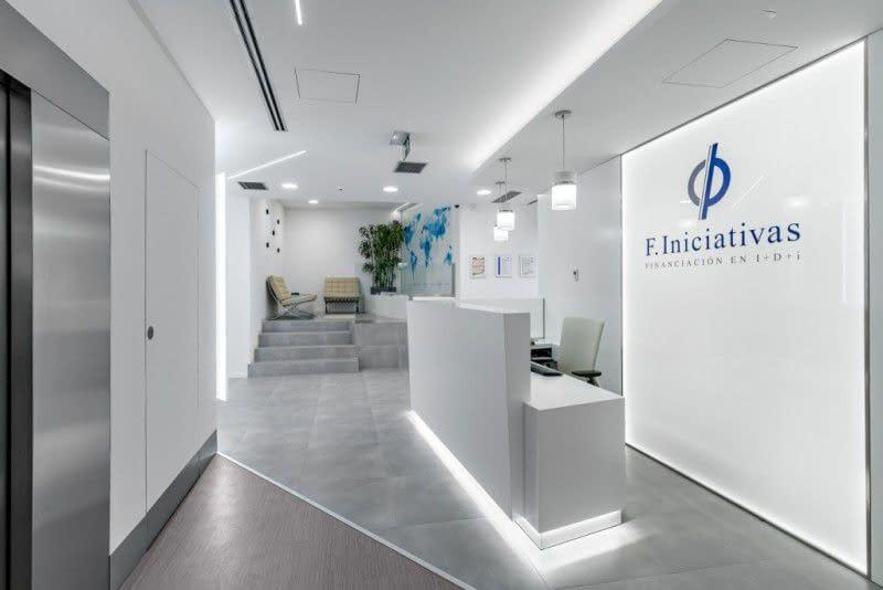 Reforma oficinas Antana