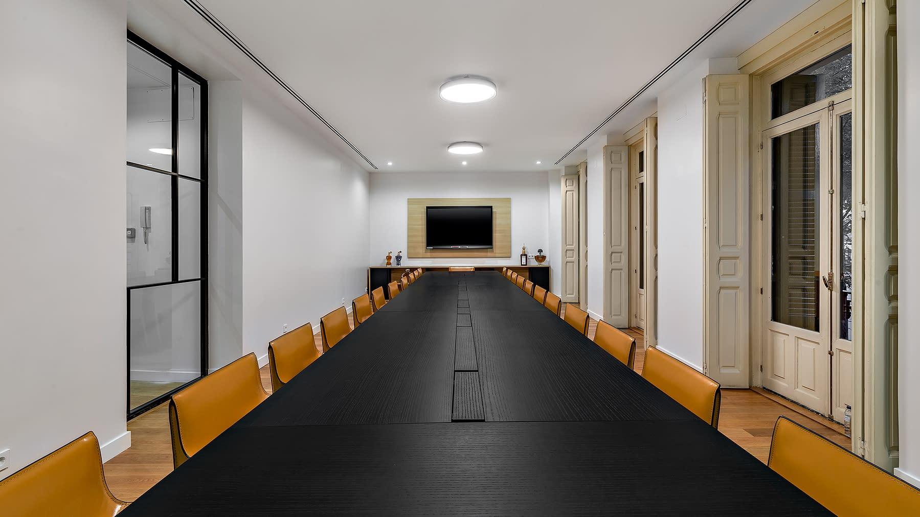 Diseño, reforma e implantación de oficinas para asociación de perfumería en Barrio de Chueca, Madrid (18)