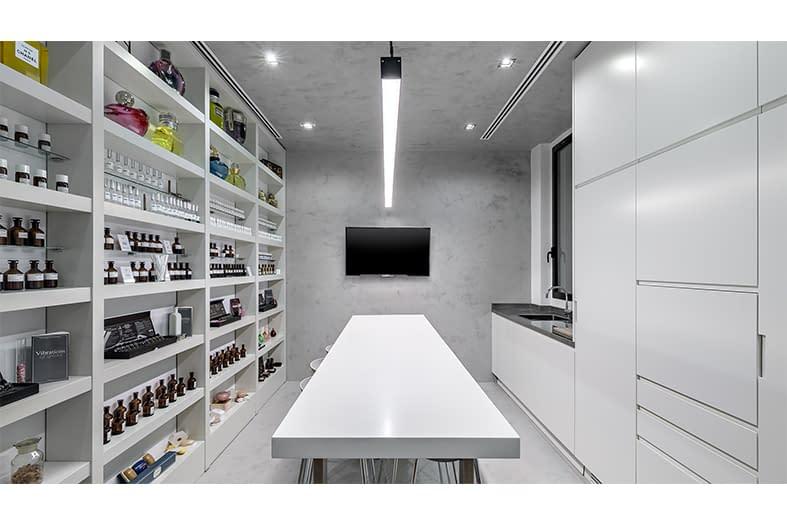 Diseño, reforma e implantación de oficinas para asociación de perfumería en Barrio de Chueca, Madrid (16)