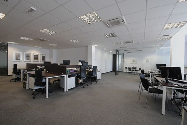 , Antana refurbishes the offices of an important financial entity