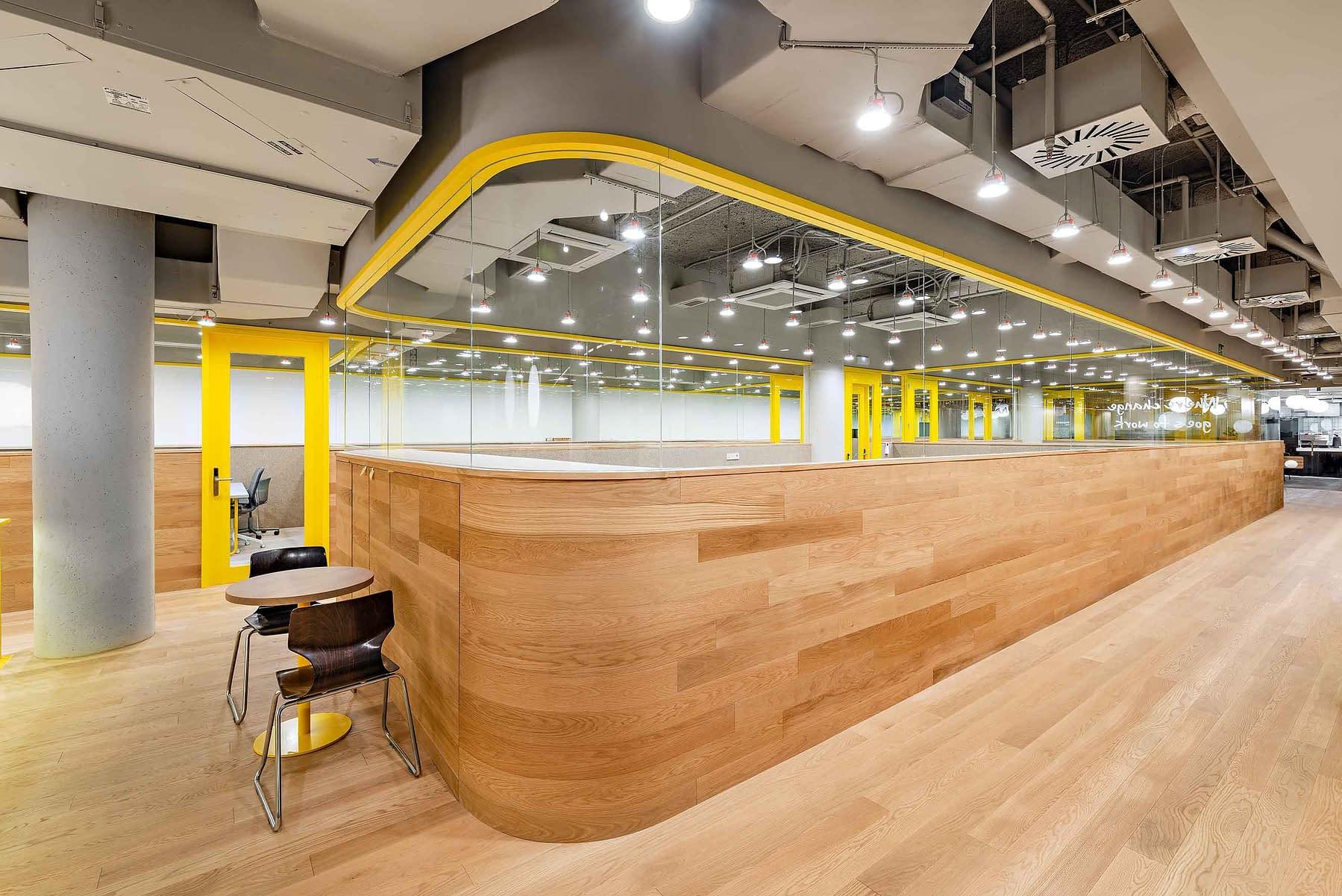 Reforma e implantación oficinas coworking Madrid (5)