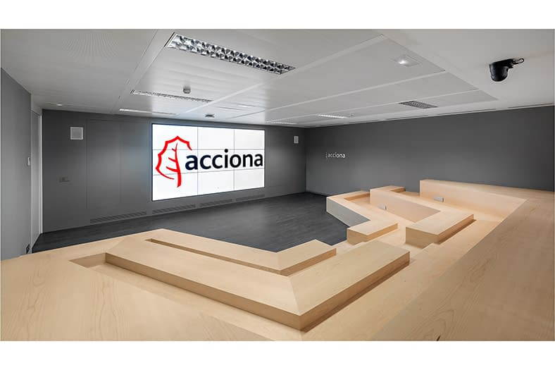 Diseño, reforma e implantación de oficinas en Madrid (4)