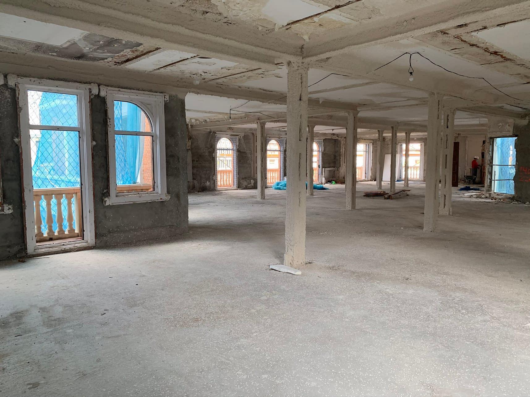 Rehabilitación integral edificio Marqués de Salamanca 11 (1 (105)