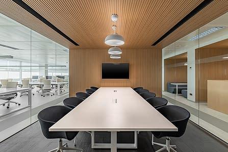 Diseño, reforma e implantación de oficinas en Madrid (8)