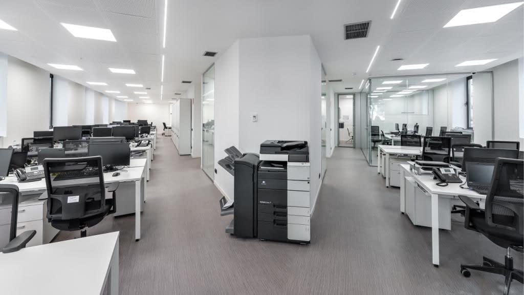Reforma oficina Antana Madrid