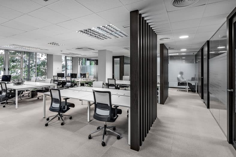Antana reforma oficinas Esfera open space